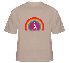 Yoga Shine Tan T Shirt, Tee Shirt Designs, Tee Shirts, Tees, Yoga, Store, Mens Tops, Fashion, Moda