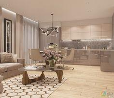 TRIUMPH PARK – 82M | Современная квартира для молодой семьи