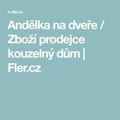 Andělka na dveře / Zboží prodejce kouzelný dům | Fler.cz