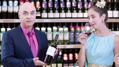 """#AdoftheWeek 29 July 2015:""""Suzelle meets Nataniël at Checkers"""". Checkers More Than You Expect TVC from Ninety9c, featuring Nataniel and Suzelle. DIY."""