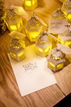 Cadeaux pour les invités 2017