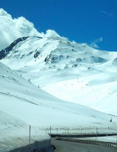 Plenty of snow still in Andorra - taken of the conditions on Easter Sunday.