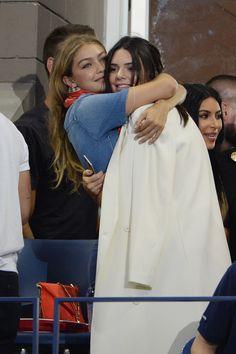 - Kendall Jenner & Gigi Hadid -