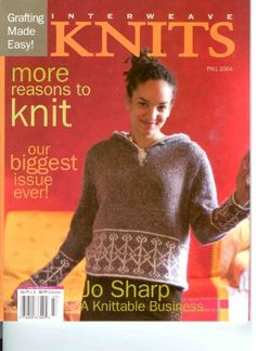 Interweave Knits Fall 2004 by Various,http://www.amazon.com/dp/B000QCMI2A/ref=cm_sw_r_pi_dp_7sHzsb0JG4Y53H60