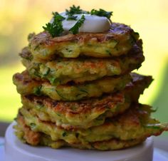 Zucchini Gouda Fritters (4)