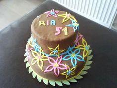 Moms Bday cake