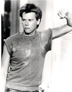 Kevin Bacon - Again another musical movie actor. Kevin reached high in 1984 for his role as Ren in Footloose. A string of top movies followed over the years ...