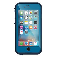 LifeProof Fre iPhone 6 Plus/6s Plus Case  (Banzai Blue) | LifeProof Cases| Strike