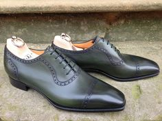 G&G St James II in racing green on the TG73 last - want bad!