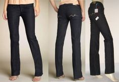 Straight Leg Jeans 2015—are the standard jeans. No stretch and these are slightly distinct from the cigarette leg jeans. These neither cover our shoes as flared jeans nor get lumpy as skinny jeans. The legs fit easily in the straight leg jeans. These have large opening at the ankles. For Pear-Shaped Women—this can also be a good option, depending on your hip size. Wearing straight leg jeans with higher heels is a good tip as this will lengthen your look plus visually reducing hip.