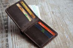 wallets for men mens leather wallet mens wallet от Handor на Etsy