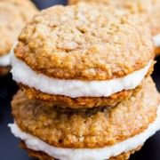Little Debbie Oatmeal Cream Pies by sallysbakingaddiction.com