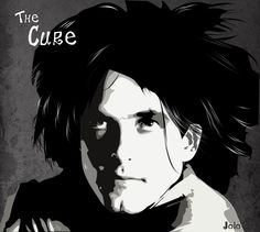 The Cure The Cure Band, Robert Smith, My Music, Hair Ideas, Anime, Fictional Characters, Anime Shows, Fantasy Characters
