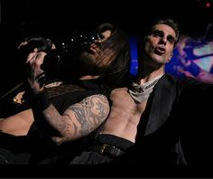 Janes Addiction ♥ Saw these guys many many years ago in Portland ME
