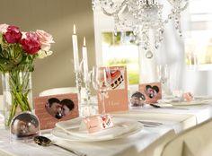 Tischdeko und Karten sind bei jeder Hochzeit ein Thema...