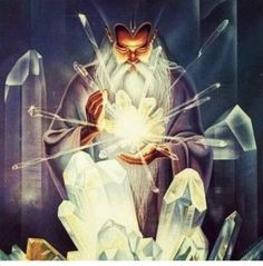 Activate the crystalline power within