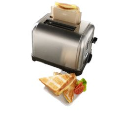 ToastaBags- Reusable bags for heating up sandwiches in the toaster!