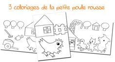 Home Decorating Style 2020 for Coloriage Poule Rousse, you can see Coloriage Poule Rousse and more pictures for Home Interior Designing 2020 at Coloriage Kids. Little Red Hen, Ppr, Presentation, Nursery Rhymes, Fairy Tales, Composition, Grande Section, Ms Gs, Education