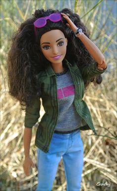 Barbie Fashionistas doll 55 photography