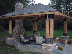 4 Inspiring Outdoor Structures