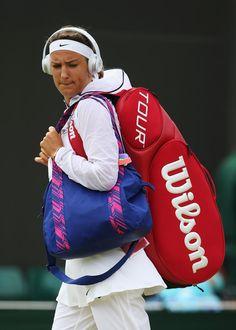 Victoria Azarenka Photos - Day Five: The Championships - Wimbledon 2015 - Zimbio