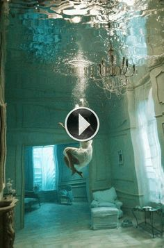 Discover & share this GIF with everyone you know. GIPHY is how you search, share, discover, and create GIFs. Underwater Model, Underwater Photography, Levitation Photography, Gif Animé, Animated Gif, Arte Pink Floyd, Foto Gif, Montage Photo, Animation