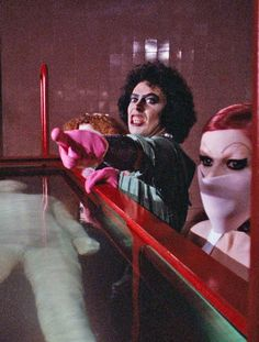 Dr Frank n Furter. The Rocky Horror Picture Show.