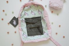 Etsy - Shop for handmade, vintage, custom, and unique gifts for everyone Herschel Heritage Backpack, To My Daughter, Etsy, Backpacks, Inspirer, Gifts, Bags, Sew, Boutique