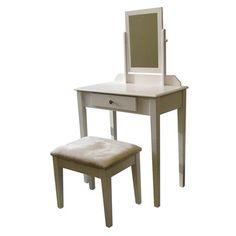 ORE Furniture Vivian 3 Piece Vanity Set