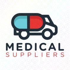 Exclusive Customizable Logo For Sale: Medical Suppliers | StockLogos.com https://stocklogos.com/logo/medical-suppliers