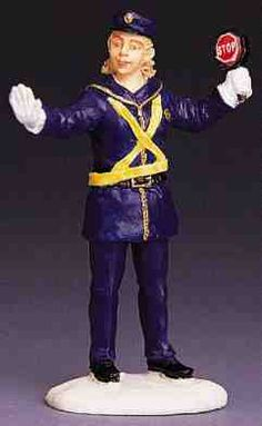Lemax Christmas Figurine The Crossing Guard  sc 1 st  Pinterest & 10 best crossing guard images on Pinterest   Presents for teachers ...