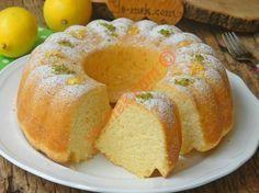 Limonlu Pamuk Kek Resimli Tarifi - Yemek Tarifleri