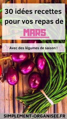 Vegetables from Mars: 30 Simply Organized Meal Ideas Weekly Menu Planning, Meal Planning, Planning Budget, Jambalaya, Diet Recipes, Healthy Recipes, Vegetarian Menu, Recipe Organization, Batch Cooking