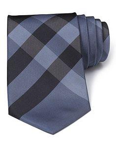 Burberry London Regent Woven Classic Check Tie | Bloomingdale's