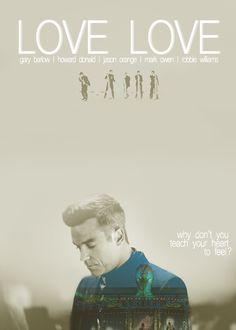 Take That - Love, Love, Love