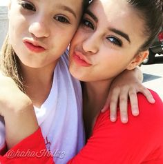 Added by #hahah0ll13 Dance Moms Mackenzie and Kalani