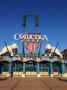 Best place to watch the Tigers play Baseball