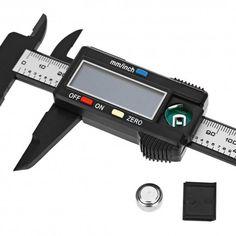 Digital Skydelære Måler fra 0 - 150mm  Inklusiv batteri!