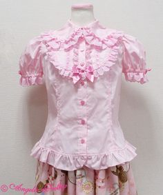 Angelic Pretty Cute Dollラウンドブラウス