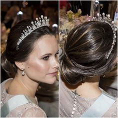 Hairstyle of Princess Sofia of Sweden
