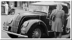 Sejarah Perkembangan Taksi di Indonesia