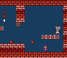 Super Mario Bros. 2, NES.