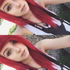 1- Your favorite female YouTuber.   A. Alex Dorame.  Channels- Alex Dorame and My Digital Escape