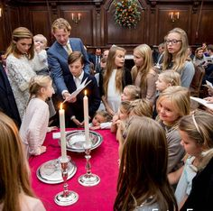 Dutch Royalty, Three Daughters, Nassau, Bourbon, Royals, Highlights, Van, Orange, House