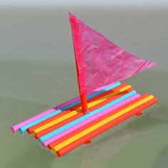 Diy Crafts For Girls, Diy Crafts To Do, Spring Crafts For Kids, Diy Arts And Crafts, Summer Crafts, Toddler Crafts, Projects For Kids, Diy For Kids, Easy Crafts