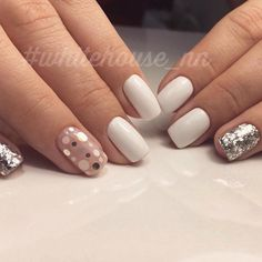 Accurate nails, Ideas of gentle nails, Insanely beautiful nails, Luxurious nails, Natural nails, Perfect nails, Spectacular nails, Spring summer nails 2017