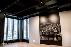 National Music Centre Wall Murals Installed by Drop Wallcoverings, Calgary Wallpaper Installer Pop, Calgary, Wall Murals, Centre, Commercial, Wallpaper, Music, Wallpaper Murals, Musica