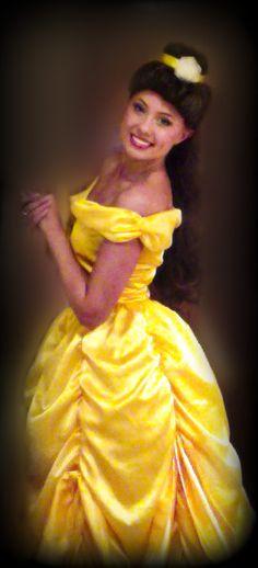 Princess Pictures- Belle is   www.premierprincessparties.com