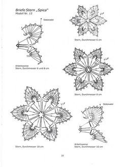 Bobbin Lace Patterns, Crochet Doily Patterns, Crochet Doilies, Crochet Stars, Thread Crochet, Bruges Lace, Bobbin Lacemaking, Lace Art, Bead Sewing