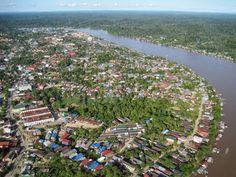 Kota Air Muara Teweh Menyimpan Sejuta Wisata di Kalimantan Tengah - Kalimantan Tengah